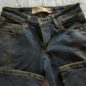 LEVIS BOOT CUT 515 WOMEN PANTS
